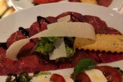 Speisen im Restaurant Alt Buir
